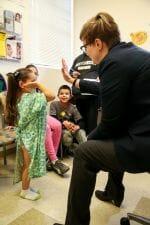 Inner city Health Center offers all encompassing pediatric care.