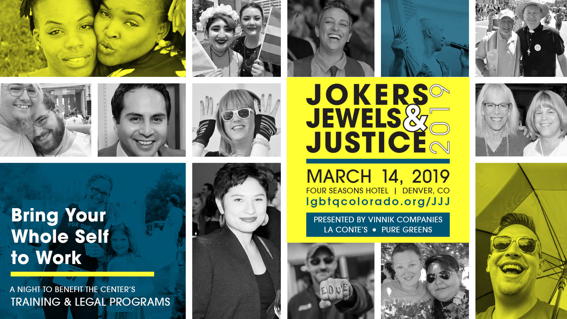 Jokers, Jewels & Justice Presented by Vinnik Companies