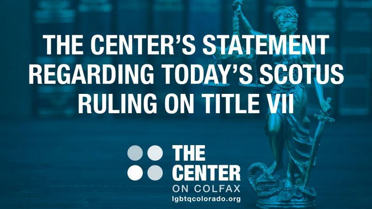 Our Statement on Today's SCOTUS Decision