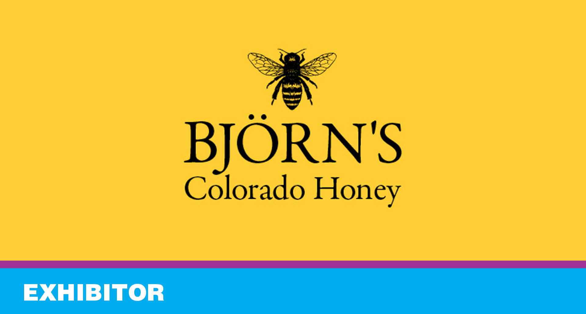 Bjorns Colorado Honey